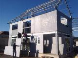 Высокое качество Mordern конструировало дом виллы стального здания Prefab
