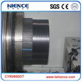 Tuyau d'eau Tuyau à tuyaux en PVC PE Tuyau Tuyau Machine Cyk0660dt