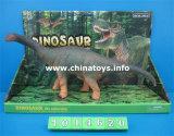 Jouet promotionnel de jouet de dinosaures en plastique souple avec IC (1014614)
