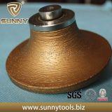 Колесо профиля диаманта для молоть камня (SY-RB-6332)