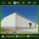 Edificio modular prefabricado económico del almacén