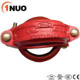 FM/UL/Ce에 의하여 증명되는 관 이음쇠 연성이 있는 철 모자