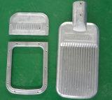 Soem-Aluminiumlegierung-Gussteil für Lampen-Deckel zerteilt ADC12