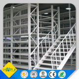 Metaal Gesteund Mezzanine van de Opslag van Structuren Rek