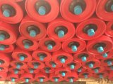 Rodillo de acero usado explotación minera igual del transportador de correa del tubo del acero de carbón Q235