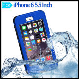iPhone 6 Plus Fingerprint Underwater Phone Case Waterproofのために覆いなさい
