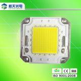 안정되어 있는 Brigelux Chip 130lm/W 40W COB LED