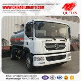 8000 Litros Camión Cisterna para Gasolina Diesel Carga de Keroseno