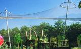 ステンレス鋼の飼鳥園ロープの網