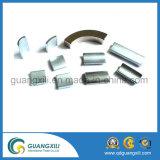 Gute Qualitätslichtbogen-Form-Neodym-Magneten stark oder weicher Magnet