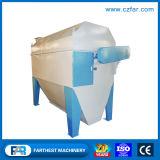 餌をふるう穀物のドラム洗剤機械
