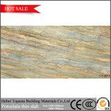 Alta qualità lustrata Polished lucida delle mattonelle della lastra della porcellana di sembrare di marmo sottilmente