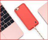 Специальный кожух батареи силы конструкции на iPhone 6 добавочное