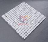 極度の白い水晶組合せの石のモザイク(CS136)