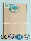 Flutuador cor-de-rosa/vidro de flutuador matizado com Ce/ISO