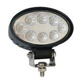 Heißes Selbst-LED Arbeits-Licht des Verkaufs-Produkt-24W
