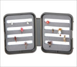 옥외 방수 플라스틱 어업 비행거리 상자
