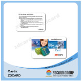 Cartão de sociedade do smart card do PVC do cartão do PVC NFC da alta qualidade