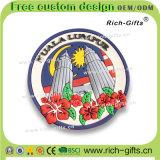 Regali personalizzati di promozione dei magneti del frigorifero del ricordo per la Malesia (RC-MA)
