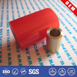 Varia dimensión de una variable material, casquillo del tubo de acero, casquillo de extremo de goma para los componentes electrónicos y componentes