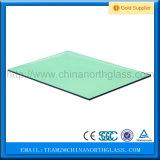 Die flache CCC/En12150/SGCC/Bsi/Csi Bescheinigung/kurvte 8mm F grüne das ausgeglichene Glas-Fabrik