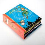 Sauter vers le haut le livre pour des enfants de l'histoire 3D