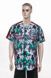 Healong ha sublimato il pullover su ordinazione di baseball di Digitahi Camo