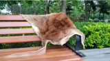 Tapisserie rouge australienne de décoration de maison de fourrure de kangourou