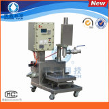 Chemical Solvents를 위한 반 Automatic 반대로 Explosion Liquid Filling Machine