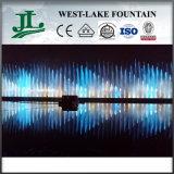 LED Свет и Музыкальный Фонтан