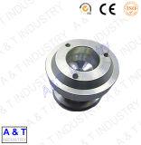 Aluminium 6061-T6 CNC-scharfes Fräsmaschine-Teil