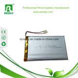 батарея полимера 103450 лития 3.7V 4000mAh для перчаток топления
