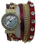 Горячее Selling в Quartz 2014 Fashion Lady Watch