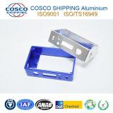 Peças de máquinas de alumínio OEM com usinagem CNC