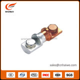 BMC copilot by to of Aluminum Bimetal Bolted Cable Connector