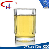 caneca de vidro pequena sem chumbo da água 160ml (CHM8015)
