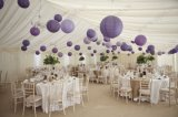 500 Peopleのための大きいClassic Decorated Wedding Tent