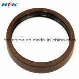 Material de la marca de fábrica NBR de Hok del sello de petróleo del cigüeñal de Shacman del carro