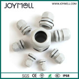 Connecteur de câble IP68 Electrical RoHS Nylon Plastic M40