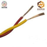 Кабель медного провода PVC сердечника электрический и провод UL1674 12AWG