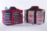 絶縁体袋の小型の全食糧昼食袋の熱絶縁されたピクニック昼食袋が付いている簡単な昼食袋