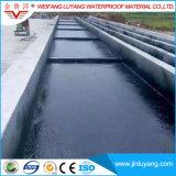 El caucho No-Curable líquido modificó la capa del asfalto, Nunca-Curando la capa impermeable modificada caucho del betún