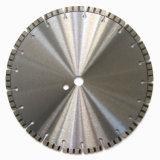 Инструменты лезвия алмазной пилы для вырезывания гранита
