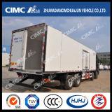 Camion refrigerato 8*4 di alta qualità Cimc Huajun