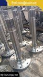 中国の工場からのカスタマイズされた精密鋼鉄スプラインシャフト