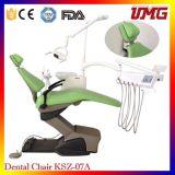 Unidad móvil de la clínica del dentista dental de la silla