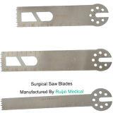 L'acier inoxydable pointu scie que les matériaux importés de lames pour le découpage de oscillation ont vu