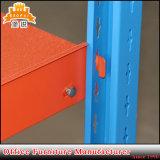 良質の鋼鉄保管倉庫ラック軽量4つの層の