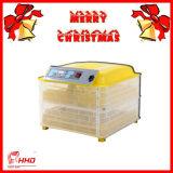 Прозрачный автоматический миниый инкубатор яичек цыпленка цифров 96 инкубатора яичка