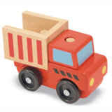 Wooden Stacking Vehicle Toys (80933)